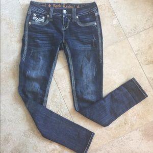 Rock Revival // Skinny Jeans